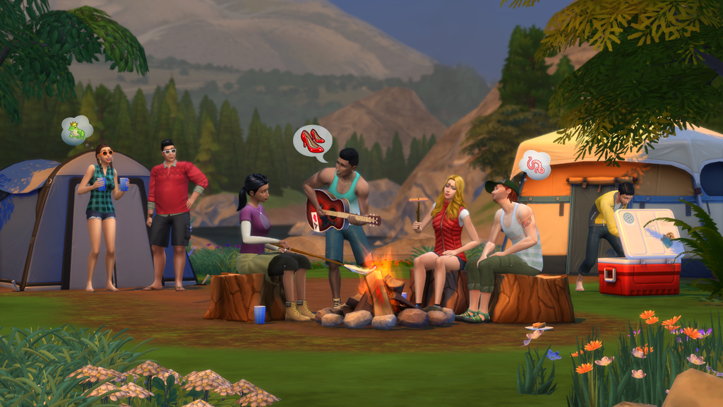 The Sims 5 Trailer